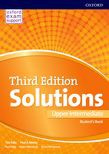 Solutions Upper-intermediate Student's Book And Online Practice Pack