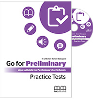 Go For Preliminary Practice Tests Students Book (with Student's Cd-rom)