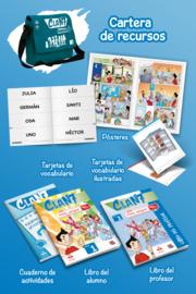 Clan 7 Inicial - Cartera de recursos para el profesor