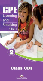 Cpe Listening & Speaking Skills 2 Proficiency C2 Class Cd's (set Of 6) New