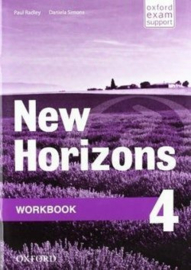 New Horizons 4 Workbook