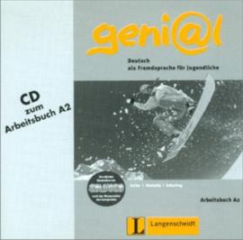 geni@l A2 Audio-CD bij het Werkboek