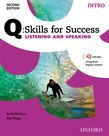 Q Skills For Success Intro Level Listening & Speaking Student Book With Iq Online