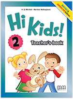 Hi Kids 2 T.b. British & American Edition