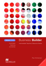 Business Builder Levels 1 - 3