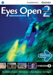 Eyes Open Level2B Combo with Online Workbook and Onine Resources