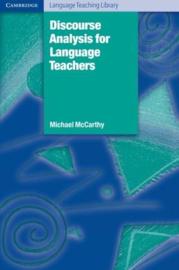 Discourse Analysis for Language Teachers Paperback