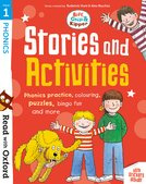 Biff, Chip and Kipper: Stories and Activities: Phonics practice, colouring, puzzles, bingo fun and more