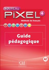 Nouveau Pixel 4 - Niveau A2 - Guide pédagogique