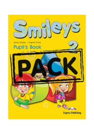 Smiles 2 Pupil's Book With Iebook (international)