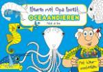 Kleuren met Opa Knoest - Oceaandieren - 5 ex. (Michel De Boer)
