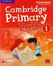 Cambridge Primary Path Level 1 Activity Book with Practice Extra