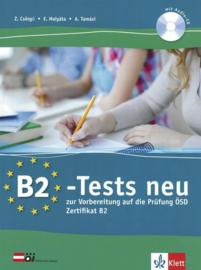 B2-Tests neu Testbuch und Audio-CD