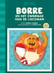 Borre en het zwembad van de ijscoman (Jeroen Aalbers)