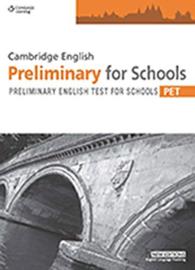 Cambridge PET For Schools Practice Tests Teacher's Book