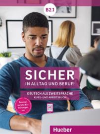 Sicher in Alltag en Beruf! B2.1 Studentenboek + Werkboek