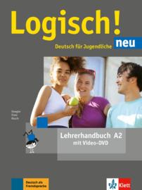 Logisch! neu A2 Lerarenboek met Video-DVD