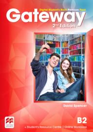 Gateway 2nd edition B2 DSB Premium Pack