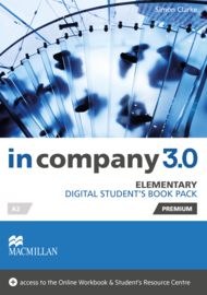 In Company 3.0 Elementary Level Digital Student's Book Pack Premium