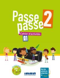 Passe-passe 2 A1 - Cahier d'activités
