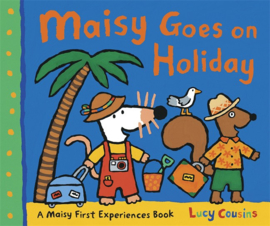 Maisy Goes On Holiday (Lucy Cousins)