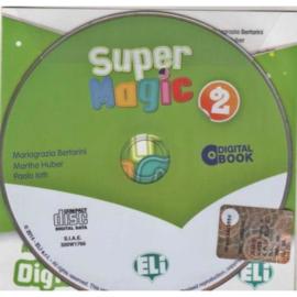 Super Magic 2 Class Digital Book - Dvd