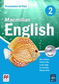 Macmillan English Level 2 Presentation Kit Pack