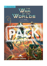 The War Of The Worlds Teacher's Book With Board Game