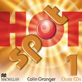 Hot Spot Level 1 Class Audio CD (2)
