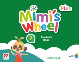 Mimi's Wheel Level 1 Teacher's Book Plus with Navio App