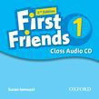 First Friends Level 1 Class Audio Cd (1 Disc)