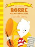 Borre krijgt muziekles (J. Aalbers)