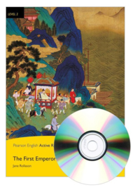 The First Emperor China Book & Multi-ROM Pack