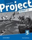 Project Level 5 Workbook With Audio Cd And Online Practice