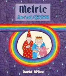 Melric and the Crown (David McKee) Paperback / softback