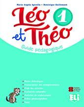 Léo et Théo 1 - Teachers Book + 2 Audio CDs