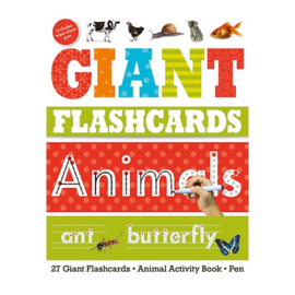 Giant Flashcards – Animals