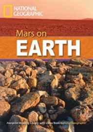 Footprint Reading Library 3000: Mars On Earth Book With Multi-rom (x1)