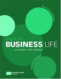 English For Business Life Pre-intermediate Teacher's Manual