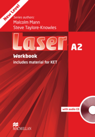 Laser 3rd edition Laser A2  Workbook without Key & CD Pack