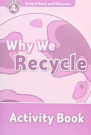 Oxford Read And Discover Level 4 Why We Recycle Activity Book
