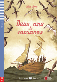 Deux Ans De Vacances + Downloadable Multimedia