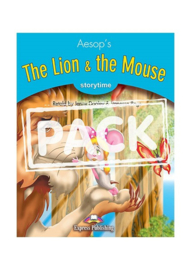 The Lion & The Mouse Pupil's Book With Cross-platform Application