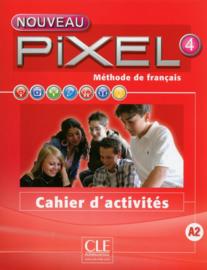 Nouveau Pixel 4 - Niveau A2 - Cahier dactivités