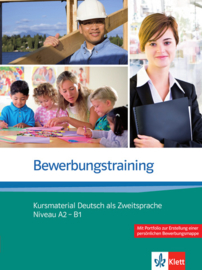 Bewerbungstraining Kursmaterial Deutsch als Zweitsprache Niveau A2 - B1