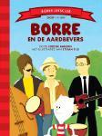 Borre en de aardbevers (Jeroen Aalbers)