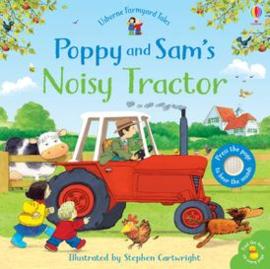 Farmyard Tales: Poppy and Sam's Noisy Tractor