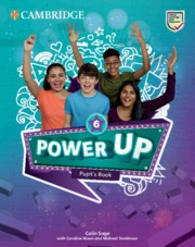 Power Up Level6 Pupil's Book