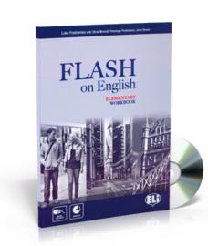 Flash On English Elementary - Wb + Audio Cd