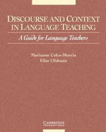 Discourse and Context in Language Teaching: A Guide for Language Teachers Paperback
